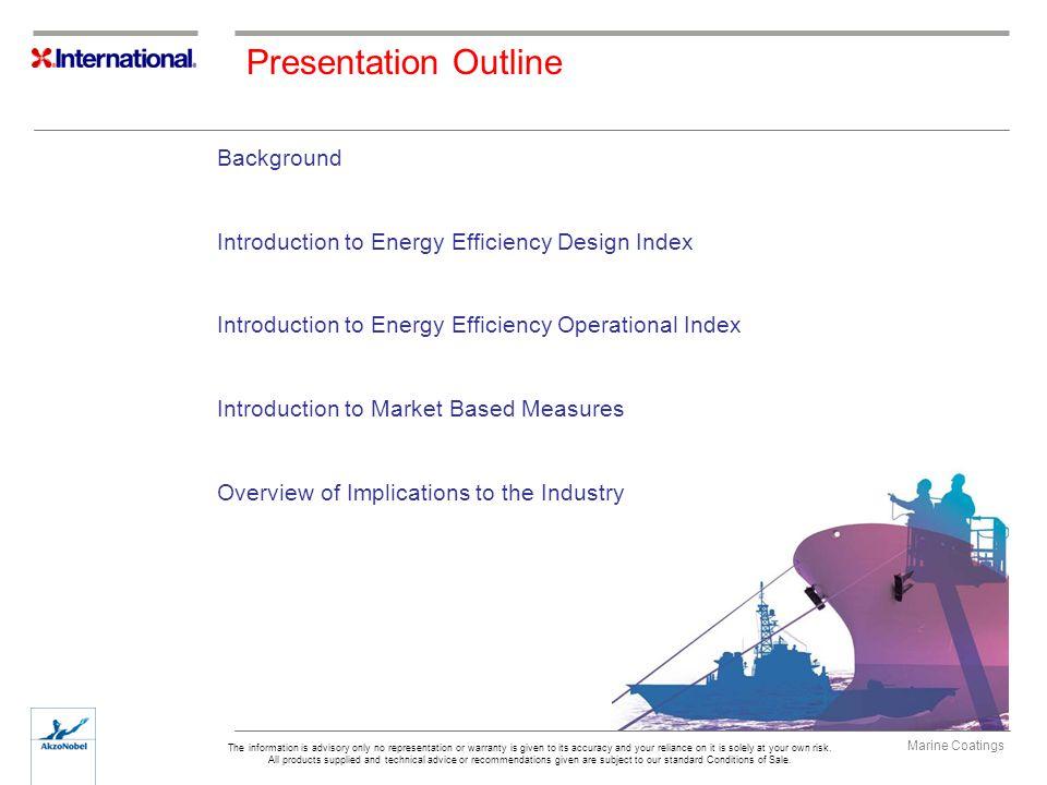 Presentation Outline Background