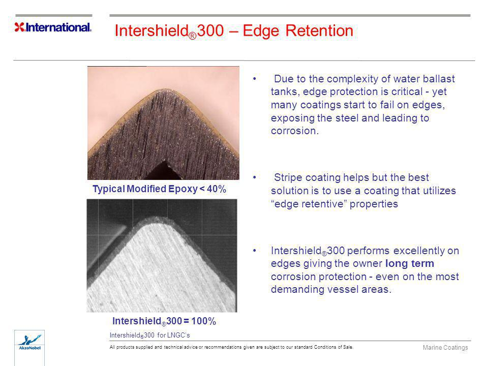 Intershield®300 – Edge Retention
