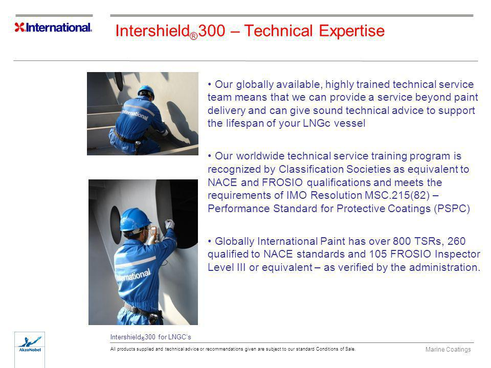 Intershield®300 – Technical Expertise