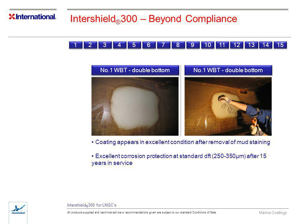 Intershield®300 – Beyond Compliance