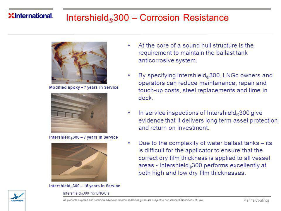 Intershield®300 – Corrosion Resistance
