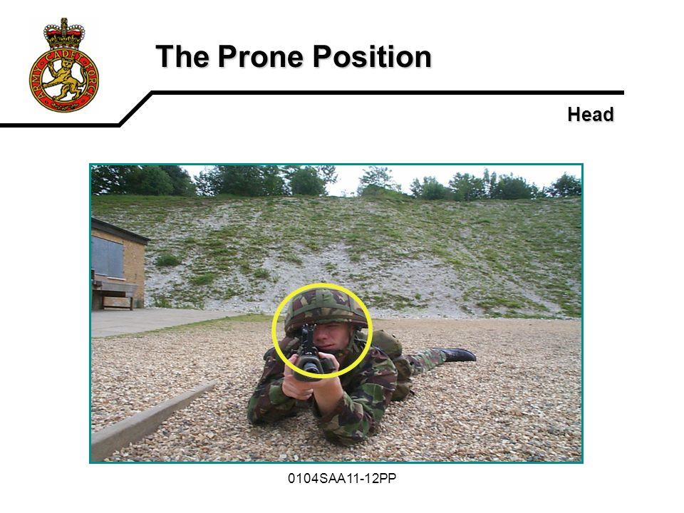 The Prone Position Head 0104SAA11-12PP