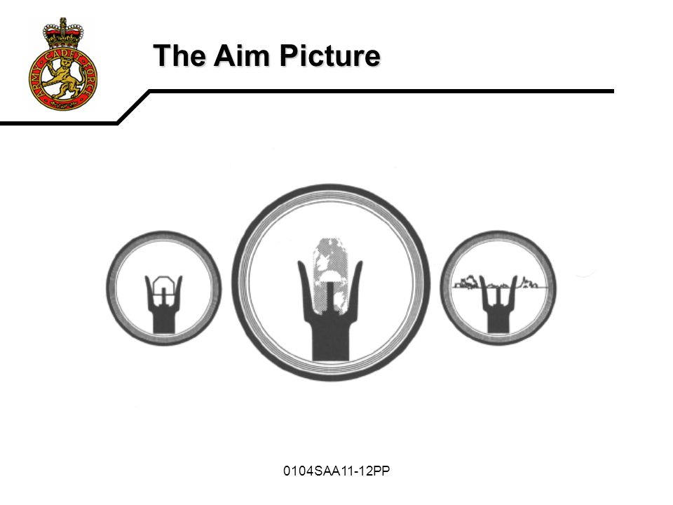 The Aim Picture 0104SAA11-12PP