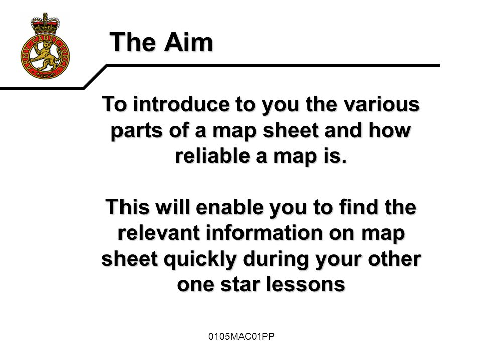 how to inroduce the aim of study