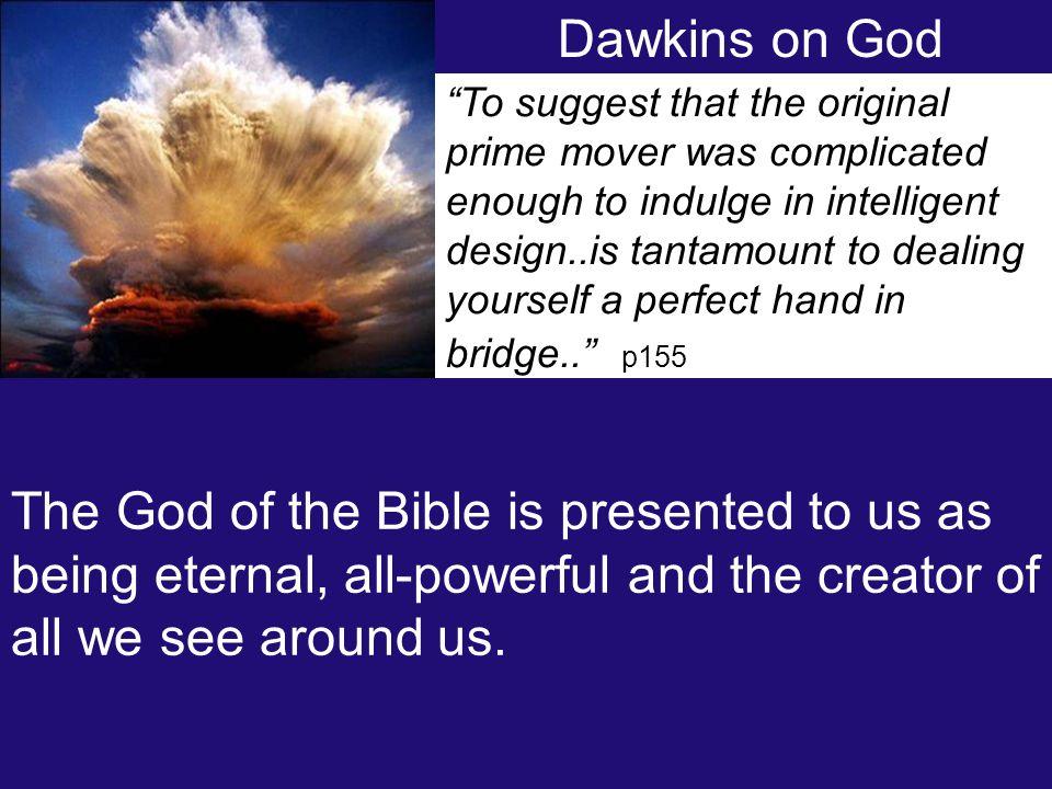 Dawkins on God
