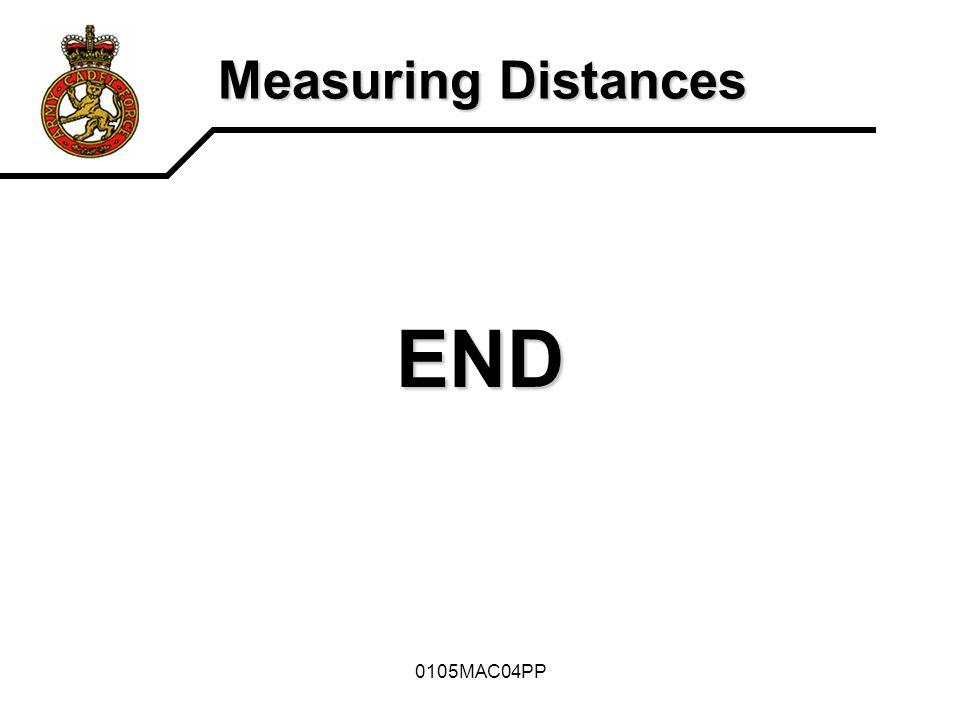 Measuring Distances END 0105MAC04PP