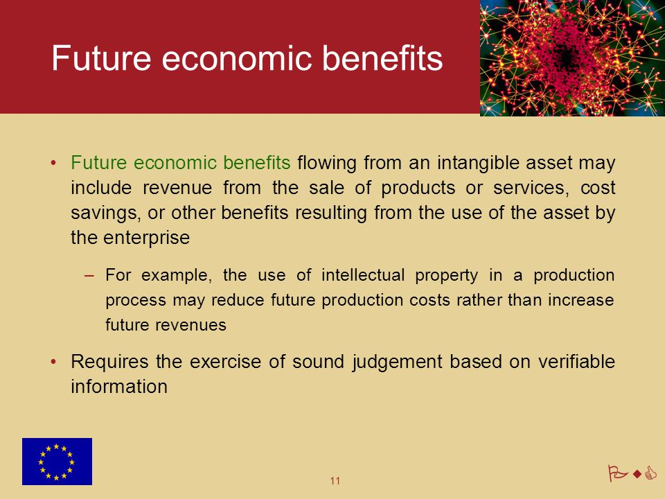 Future economic benefits