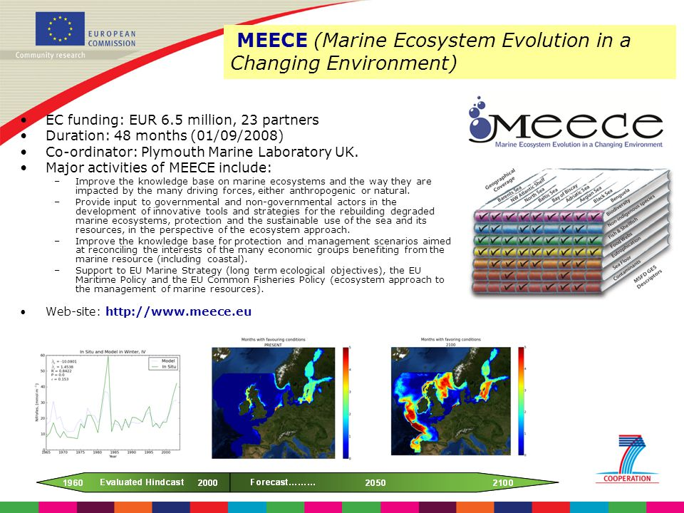 MEECE (Marine Ecosystem Evolution in a Changing Environment)
