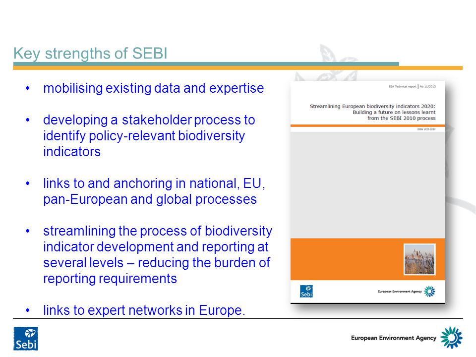 Key strengths of SEBI mobilising existing data and expertise