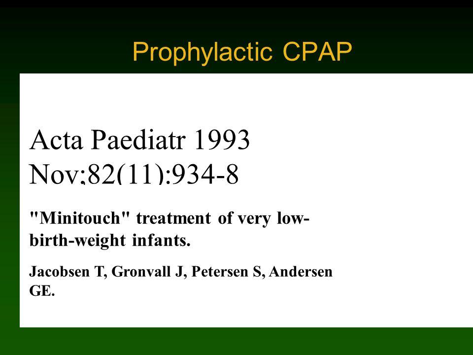 Acta Paediatr 1993 Nov;82(11):934-8
