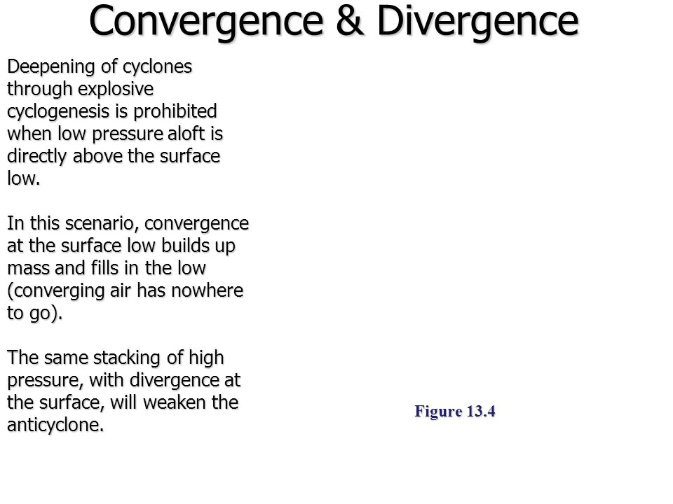 Convergence & Divergence