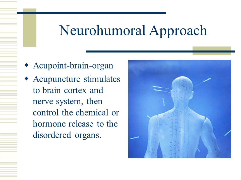 Neurohumoral Approach