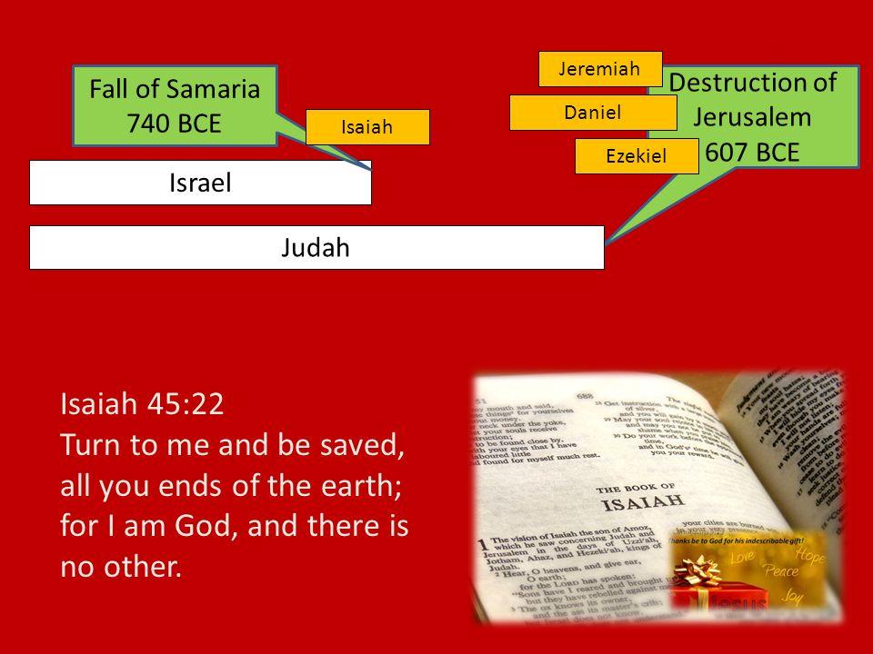 Destruction of Jerusalem 607 BCE
