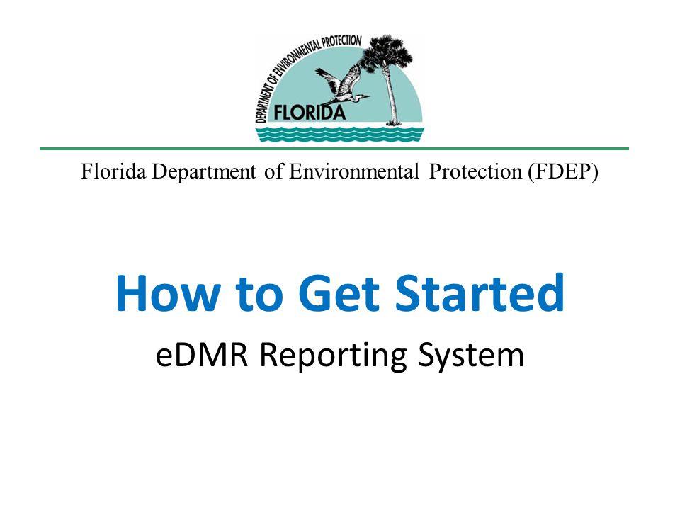 Florida Department of Environmental Protection (FDEP)