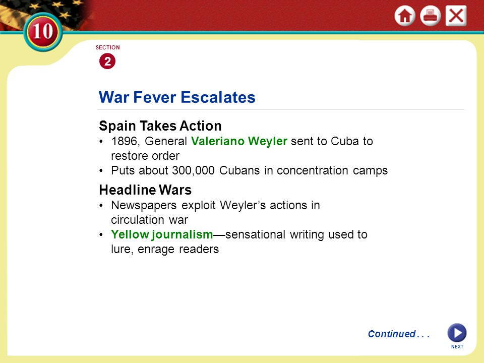 War Fever Escalates Spain Takes Action Headline Wars 2