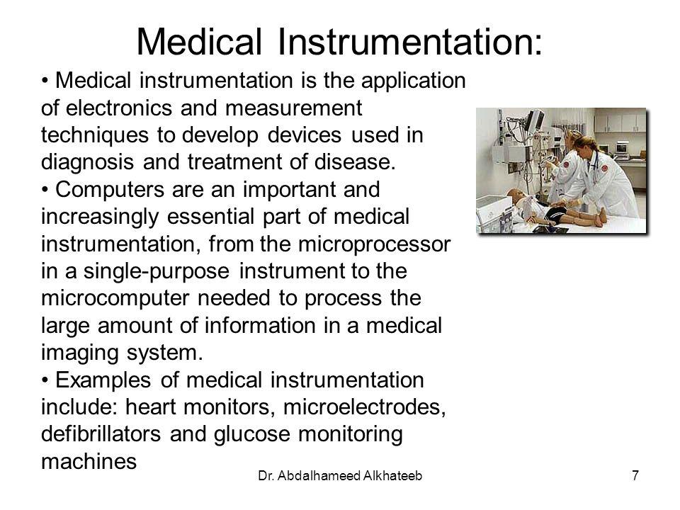 Medical Instrumentation:
