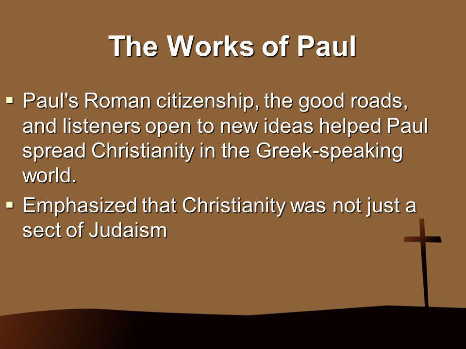 The Works of Paul