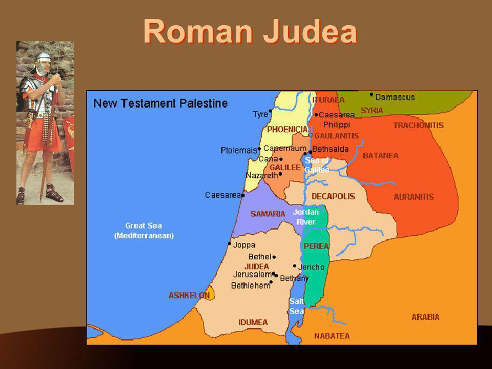 Roman Judea