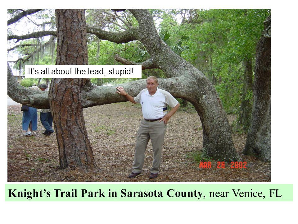 Knight's Trail Park in Sarasota County, near Venice, FL