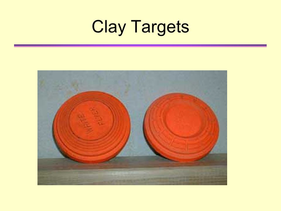 Clay Targets