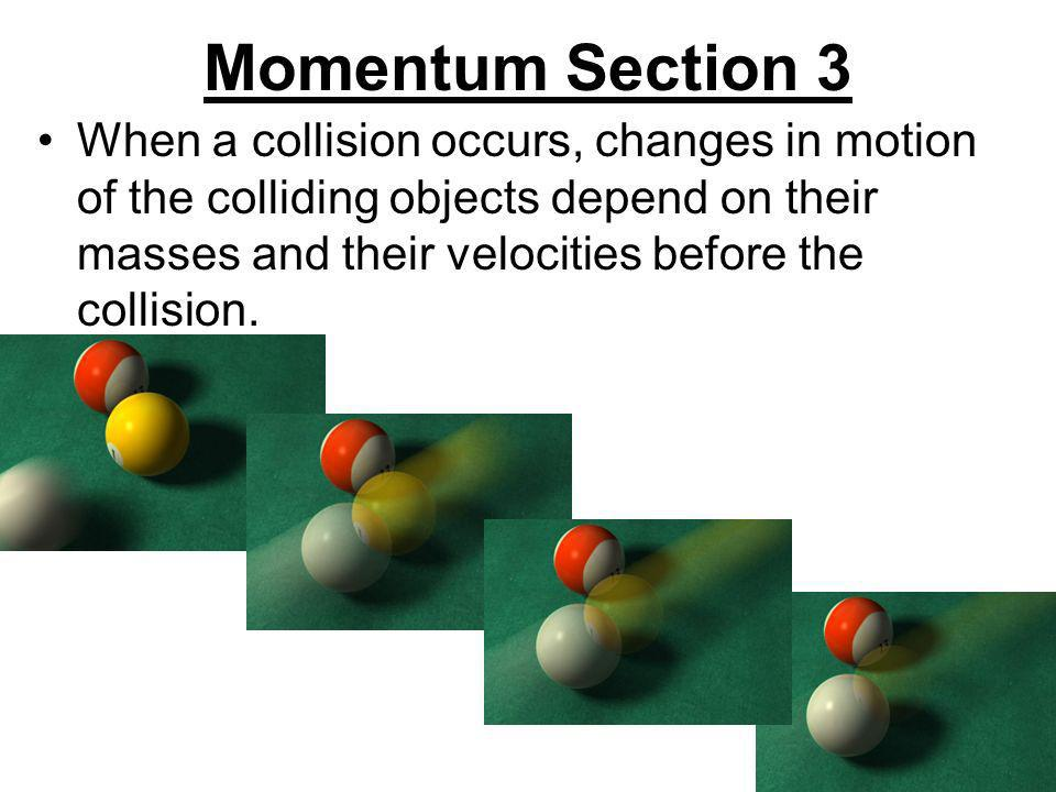 Momentum Section 3