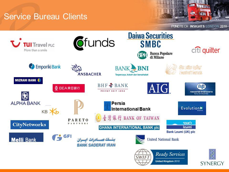 Service Bureau Clients
