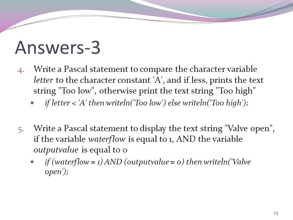 Answers-3