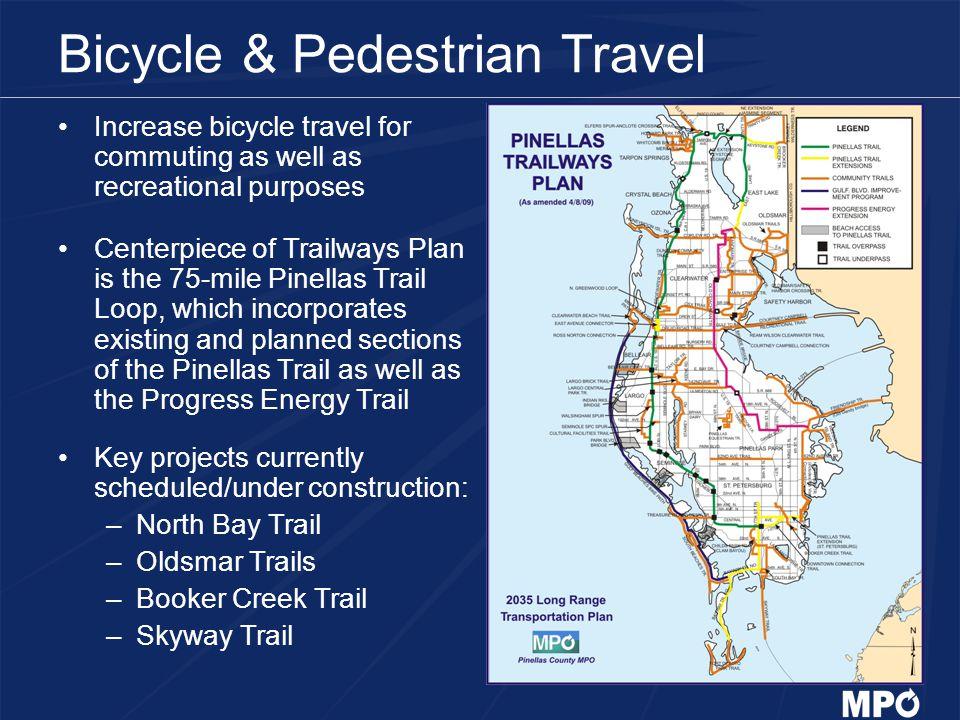 Bicycle & Pedestrian Travel