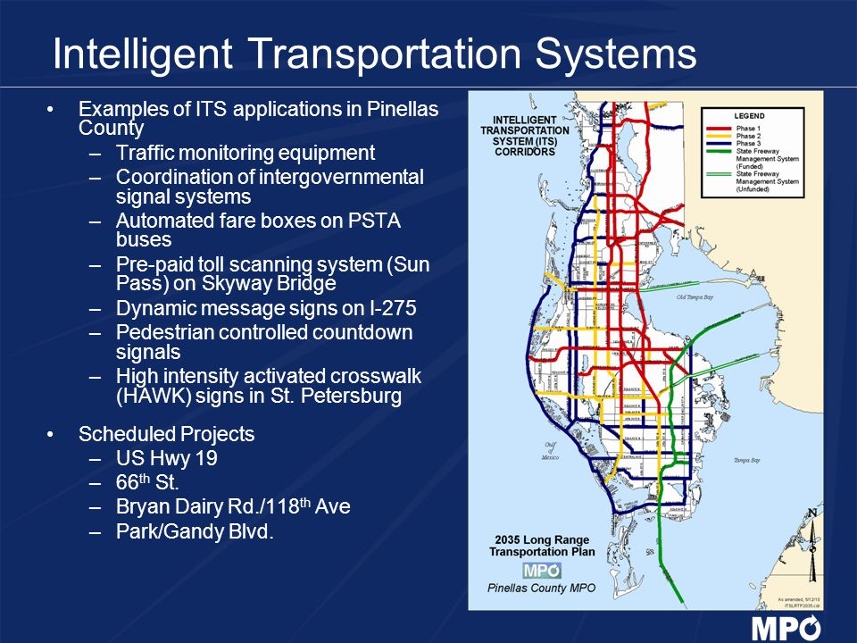 Pinellas 2035 Long Range Transportation Plan Ppt Video