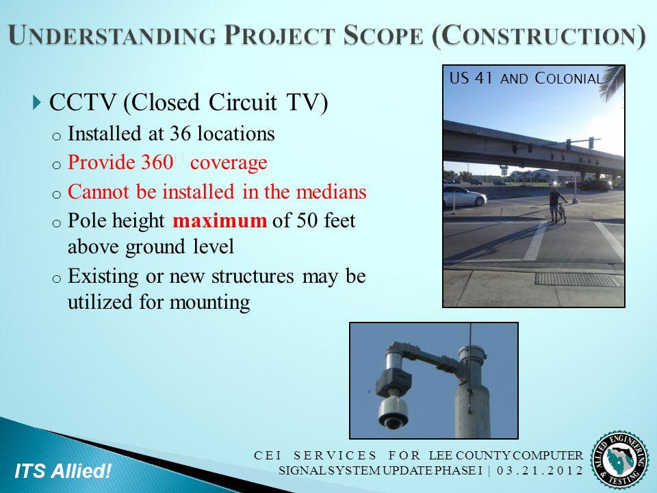 Understanding Project Scope (Construction)