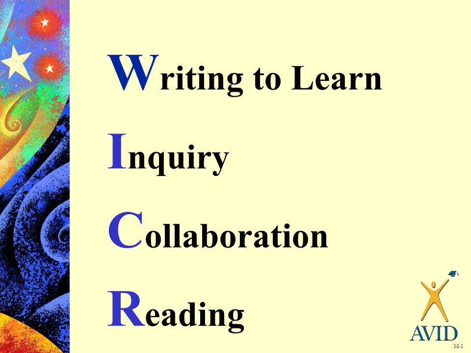 Writing to Learn Inquiry Collaboration Reading