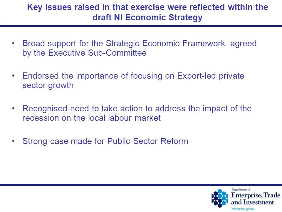 Strong case made for Public Sector Reform