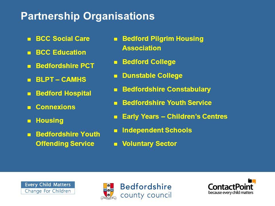 Partnership Organisations