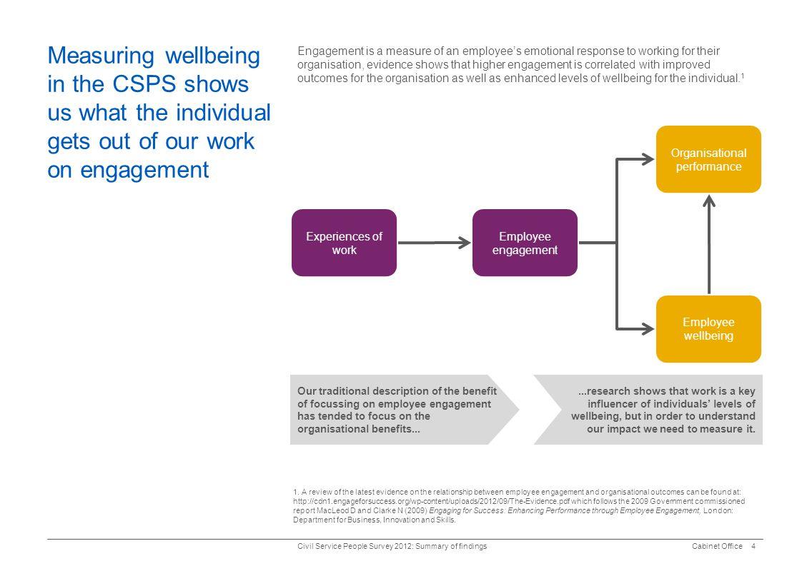 Organisational performance