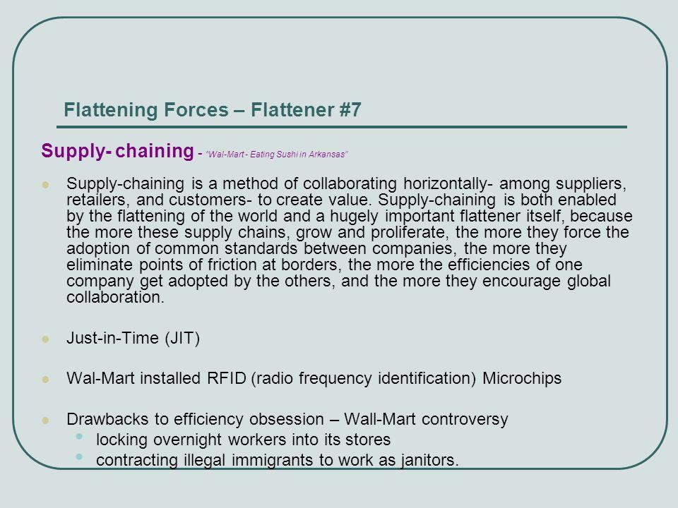 Flattening Forces – Flattener #7