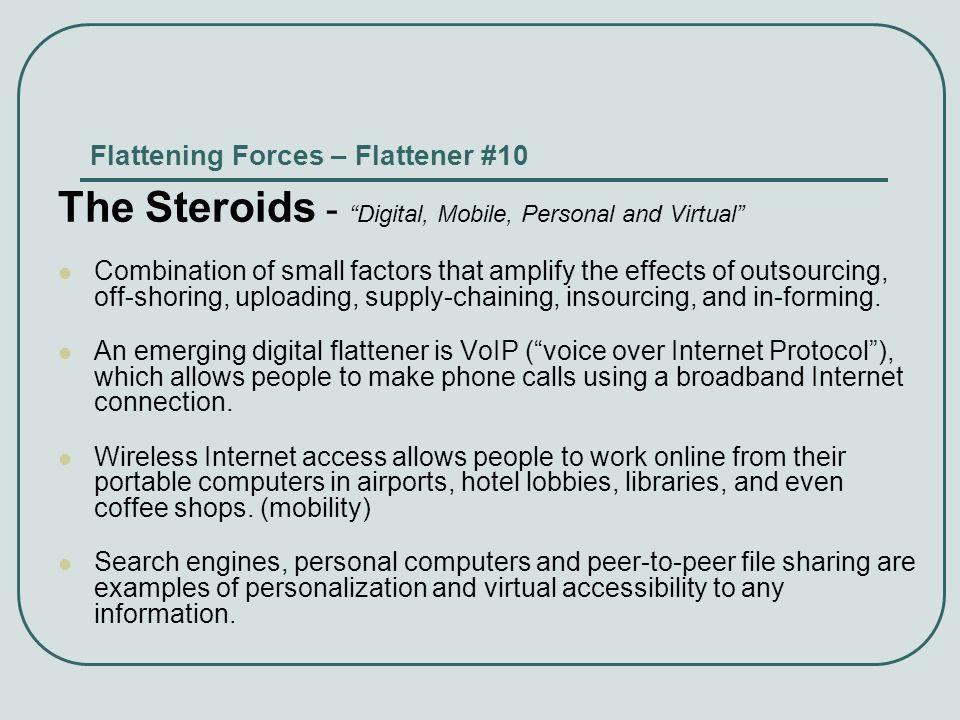 Flattening Forces – Flattener #10