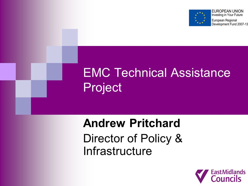 EMC Technical Assistance Project