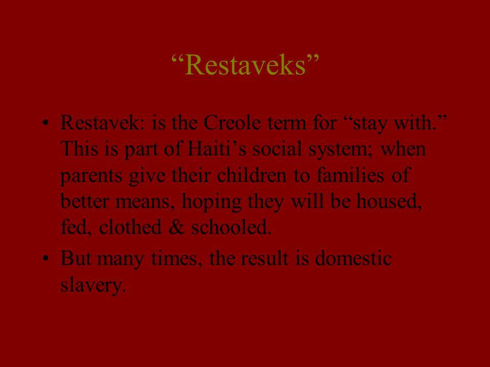 Restaveks