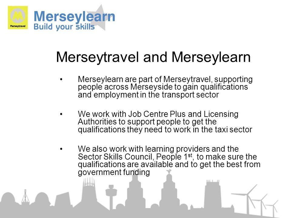 Merseytravel and Merseylearn