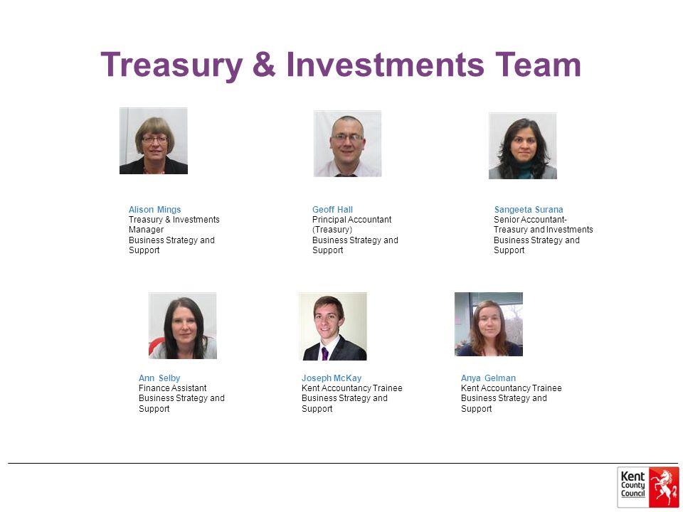 Treasury & Investments Team