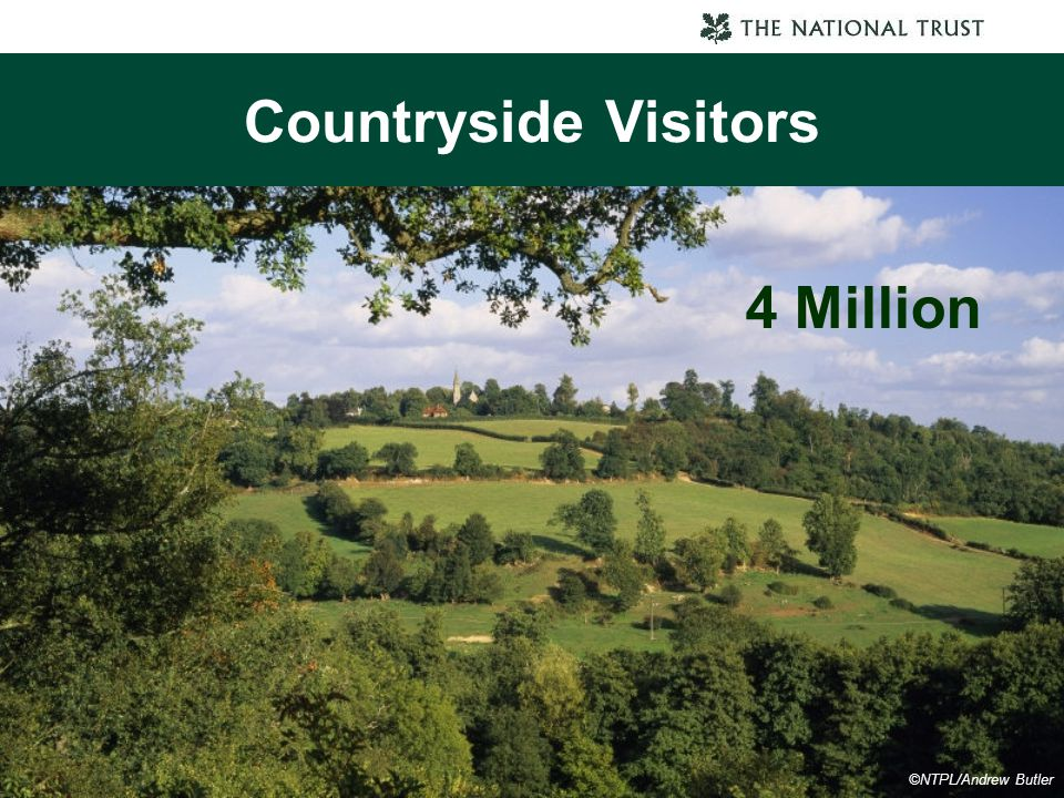 Countryside Visitors 4 Million