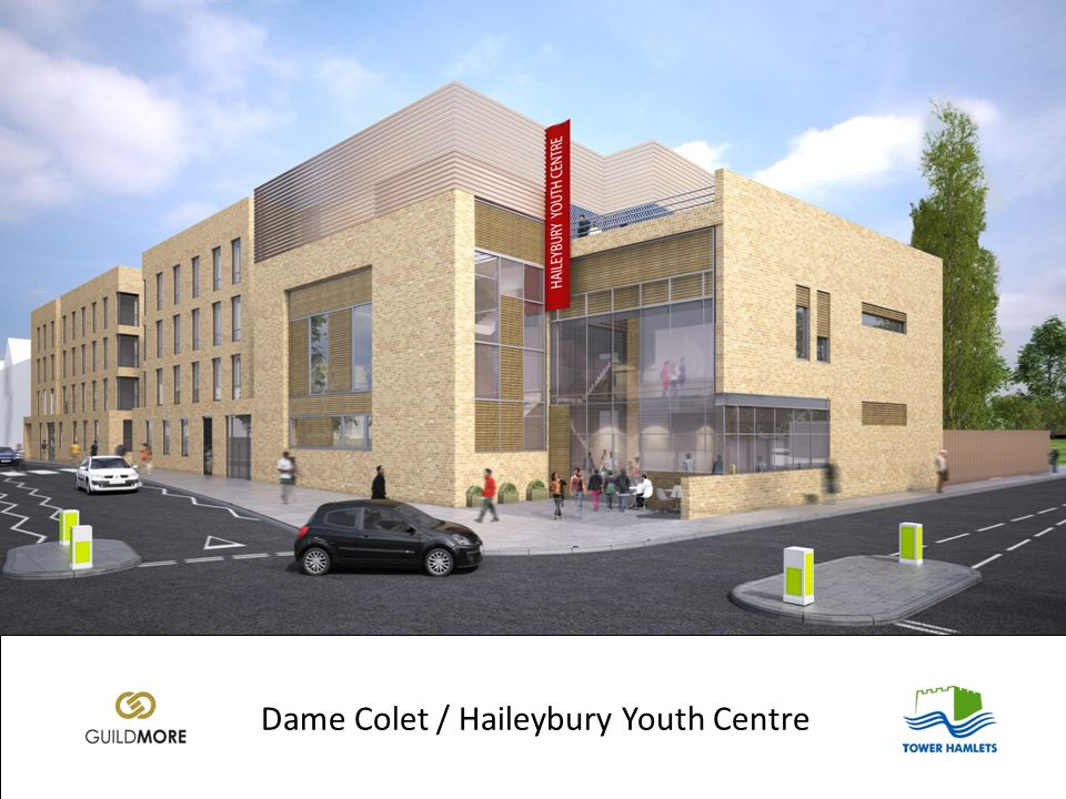 Dame Colet / Haileybury Youth Centre