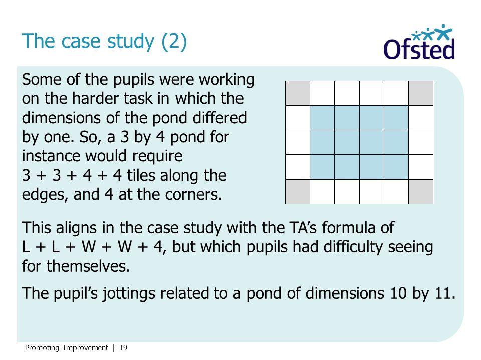 The case study (2)