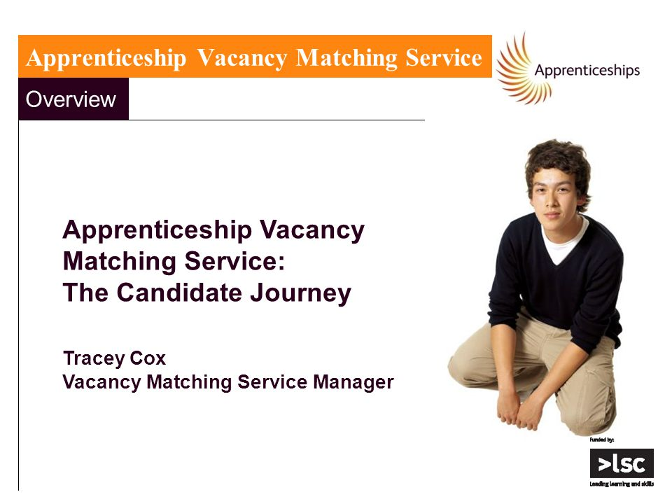Apprenticeship Vacancy Matching Service