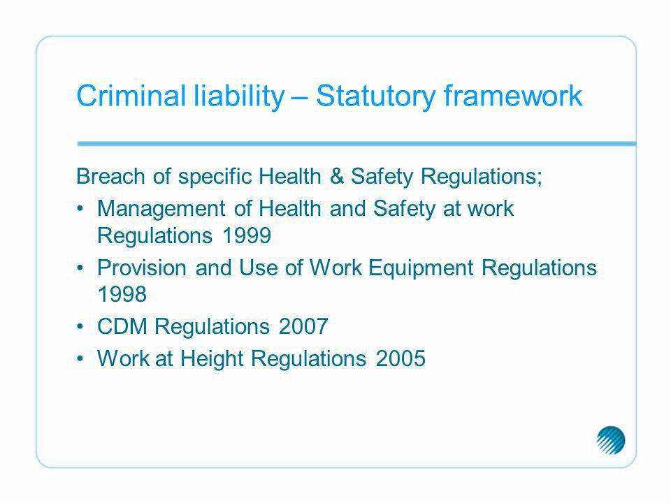 professional regulations and criminal liabilities What is a fair and reasonable punishment for auditor liability acca - think  liable for both criminal and  their exposure to the ensuing liabilities,.