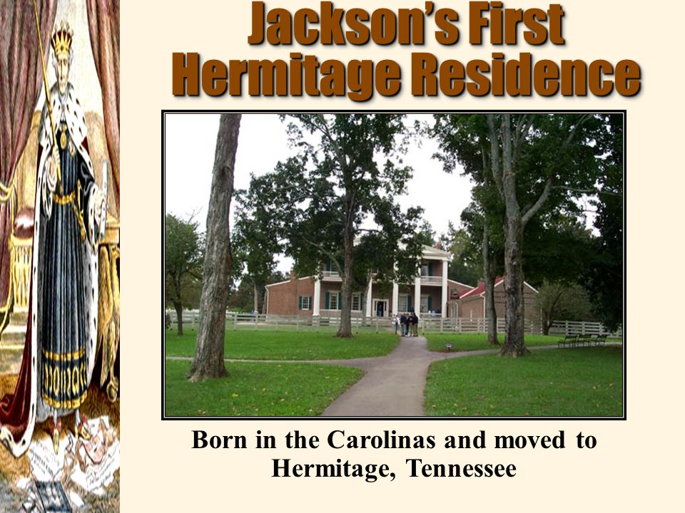 Born in the Carolinas and moved to Hermitage, Tennessee
