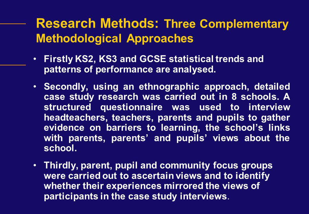 research methodological approaches There are so many factors to take into account and evaluate when selecting smong different research methods.