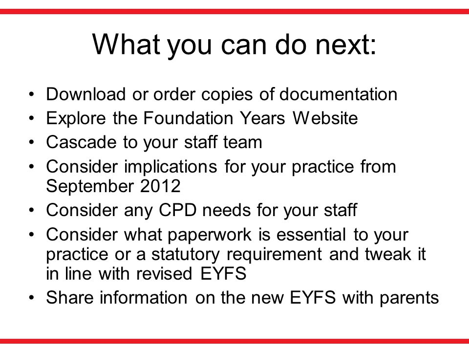 What you can do next: Download or order copies of documentation