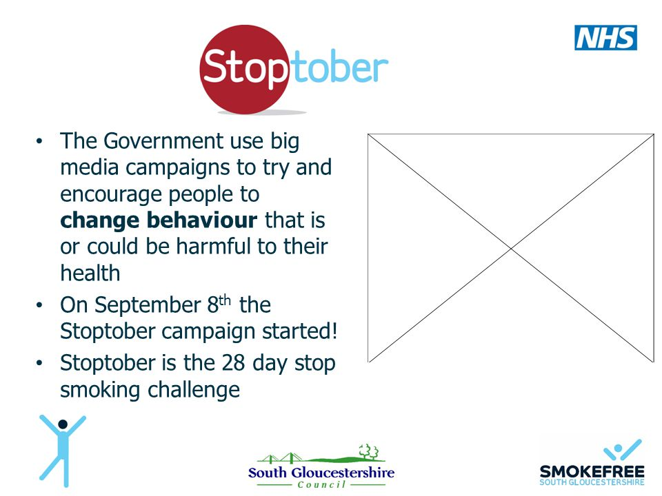On September 8th the Stoptober campaign started!