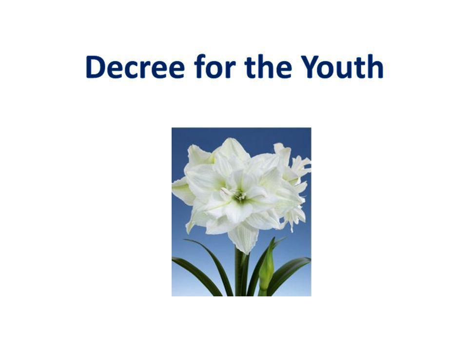 Decree for the Youth